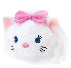 Disney Exclusive Tsum Tsum 3.5 Inch Mini Plush Marie New!