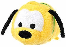 Disney Exclusive Tsum Tsum 3.5 Inch Mini Plush Pluto New!