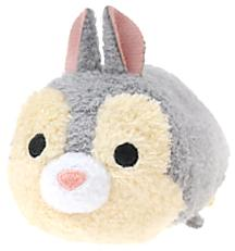 Disney Exclusive Tsum Tsum 3.5 Inch Mini Plush Thumper New!