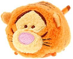 Disney Exclusive Tsum Tsum 3.5 Inch Mini Plush Tigger New!