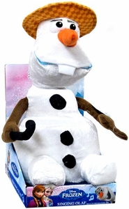 Disney Frozen 12 Inch Singing Plush Olaf