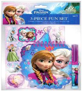Disney Frozen 3-Piece Fun Set Pre-Order ships October