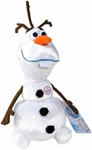 Disney Frozen 8 Inch Talking Bean Bag Plush Figure Olaf New!