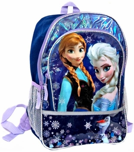 Disney Frozen Anna, Elsa & Olaf Backpack