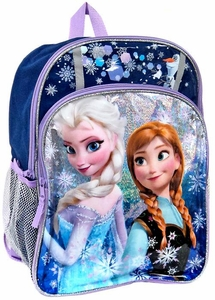 Disney Frozen Anna & Elsa Snowflakes Backpack
