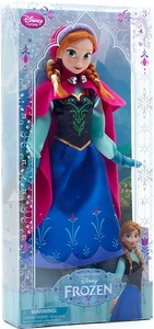 Disney Frozen Exclusive 12 Inch Classic Doll Anna Damaged Package, Mint Contents!