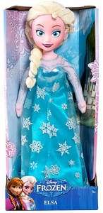 Disney Frozen Exclusive 14 Inch Plush Doll Elsa