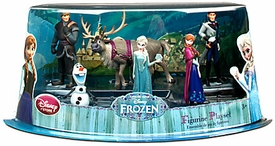 Disney Frozen Exclusive 6-Piece PVC Figure Play Set  [Anna, Elsa, Hans, Kristoff, Sven & Olaf]