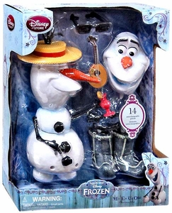 Disney Frozen EXCLUSIVE 9 Inch Figure Playset Mix 'Em Up Olaf