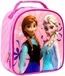 Disney Frozen Exclusive Anna & Elsa Lunch Box Tote Bag