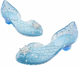 Disney Frozen Exclusive Elsa's Light-Up Shoes [US Size 7/8]