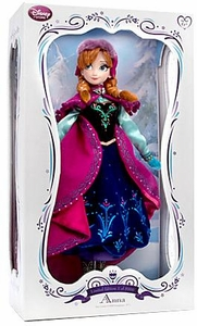 Disney Frozen Exclusive Limited Edition 17 Inch Doll Figure Anna Only 5,000 Made!
