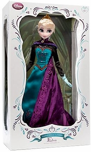 Disney Frozen Exclusive Limited Edition 17 Inch Doll Figure Elsa Only 5,000 Made!