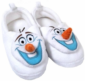 Disney Frozen Exclusive Olaf Slippers [US Size 7/8] New!
