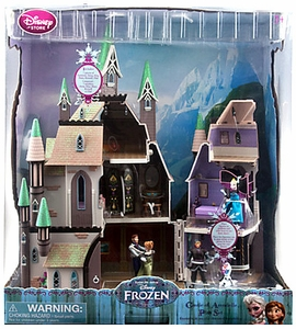 Disney Frozen Exclusive Playset Castle of Arendelle New!