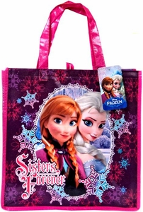 Disney Frozen Exclusive Sisters Forever Tote Bag