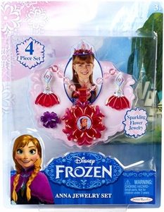 Disney Frozen Jewelry Set Anna