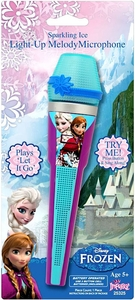 Disney Frozen Light Up Melody Microphone Hot!
