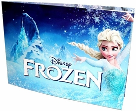 Disney Frozen Movie Limited Edition 4-Piece Lithograph Set