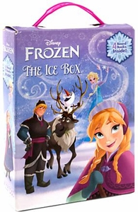 Disney Frozen Movie The Ice Box Book Set