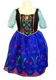 Disney Frozen Musical Light Up Dress Anna {SIZE 4-6X} Pre-Order ships November