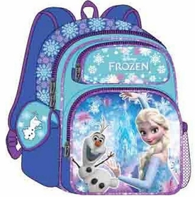 Disney Frozen Olaf & Elsa Snowglobe Backpack Pre-Order ships September
