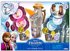 Disney Frozen Playset Olaf's Summer Tea Set