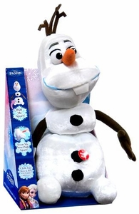Disney Frozen Pull-Apart Talking Plush Figure Olaf New!