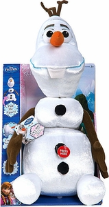 Disney Frozen Pull-Apart Talking Plush Figure Olaf Pre-Order ships July