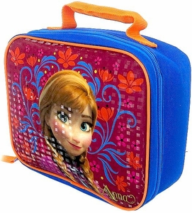 Disney Frozen Reusable Insulated Lunch Tote [Anna]