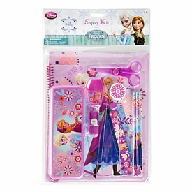 Disney Frozen School Supply Kit