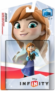 Disney Infinity Game Figure Anna [Climb & Swing]