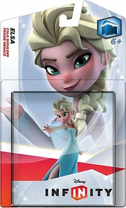 Disney Infinity Game Figure Elsa [Cold Shoulder]