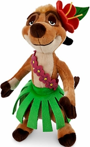 Disney Lion King Exclusive 8 Inch Plush Figure Hula Timon