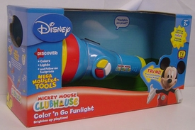 Disney Mickey Mouse Clubhouse Toy Color 'n Go Funlight