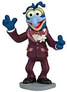 Disney Muppets Most Wanted Movie Exclusive LOOSE Mini PVC Figure Gonzo