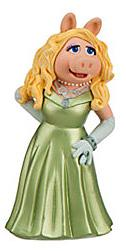 Disney Muppets Most Wanted Movie Exclusive LOOSE Mini PVC Figure Miss Piggy