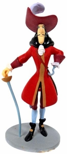 Disney Peter Pan Exclusive 3.5 Inch LOOSE PVC Figure Captain Hook