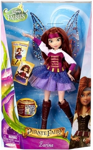 Disney Pirate Fairy 9 Inch Doll Zarina