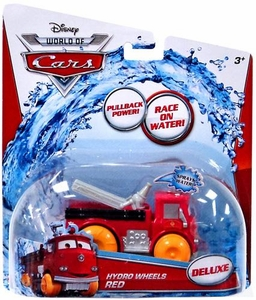 Disney / Pixar CARS Hydro Wheels Red