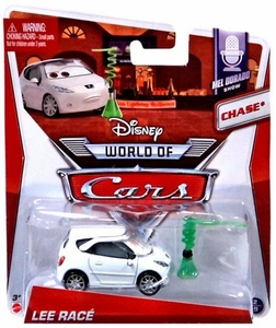 Disney / Pixar CARS MAINLINE 1:55 Die Cast Car World of Cars Lee Race [Tuners 6/8] Chase Piece!