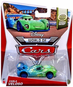 Disney / Pixar CARS MAINLINE 1:55 Die Cast Car World of Cars Carla Veloso [WGP 12/15]