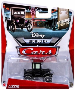 Disney / Pixar CARS MAINLINE 1:55 Die Cast Car World of Cars Lizzie [Radiator Springs 13/15]