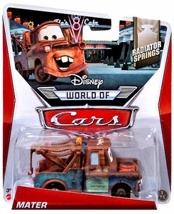 Disney / Pixar CARS MAINLINE 1:55 Die Cast Car World of Cars Mater [Radiator Springs 1/15]