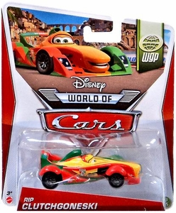Disney / Pixar CARS MAINLINE 1:55 Die Cast Car World of Cars Rip Clutchgoneski [WGP 11/15]