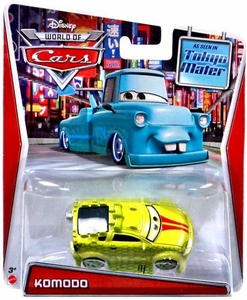 Disney / Pixar CARS MAINLINE Exclusive 1:55 Die Cast Car World of Cars Komodo [Tokyo Mater]