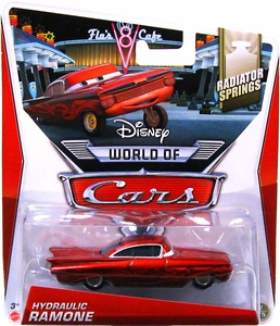 Disney / Pixar CARS Movie 1:55 Die Cast Car Mainline World of Cars Hydraulic Ramone [Radiator Springs]