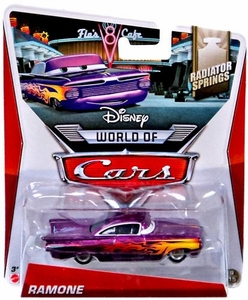 Disney / Pixar CARS Movie 1:55 Die Cast Car Mainline World of Cars Ramone [Radiator Springs 9/15]