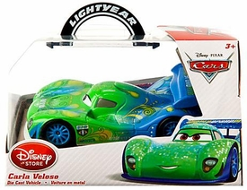 Disney / Pixar CARS Movie Exclusive 1:43 Die Cast Car  Carla Veloso