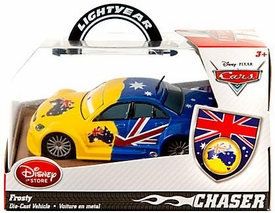 Disney / Pixar CARS Movie Exclusive 1:43 Die Cast Car Frosty [Chase Edition]
